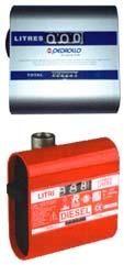 Счетчик топлива МТ-1 и Diesel 1 GAS /дизельное топливо, антифризы, керосин/