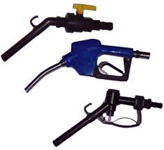 Раздаточные пистолеты для химических жидкостей FTI