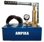 Ручные насосы для опрессовки типа НА /опрессовщик, гидроиспытания/
