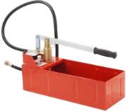 Ручной опрессовщик с баком Компакт (опрессовочный насос ручной)