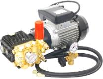 Электрический опрессовщик Компакт (опрессовочный насос электрический)