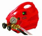 Установки для гидроиспытаний Компакт-60-Электро /опрессовщик электрический/