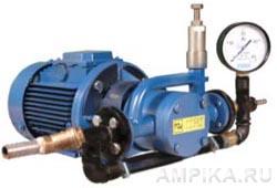 Установки для гидроиспытаний типа ПНУ /опрессовщик электрический/