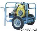 Мотопомпа Заря МОДН 120/60 /дизельное топливо, гсм, масла, нефтешламы/
